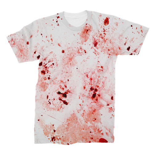 Blood Splatter tshirt
