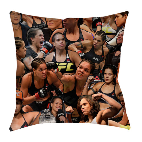 Amanda Nunes pillowcase