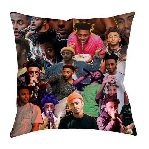 Amine pillowcase