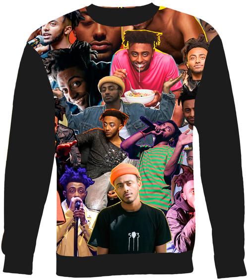 Amine sweatshirt