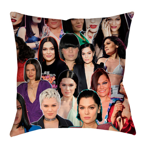Jessie J pillowcase