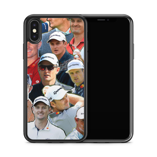 Justin Rose phone case x