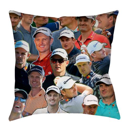 Justin Rose pillowcase