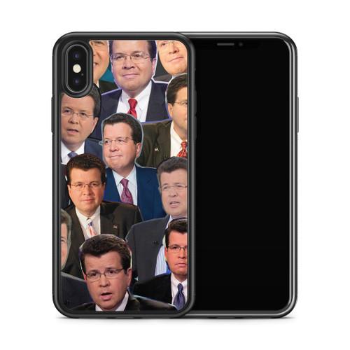 Neil Cavuto phone case x