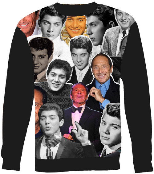 Paul Anka sweatshirt