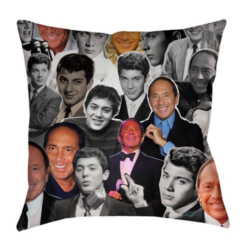 Paul Anka pillowcase