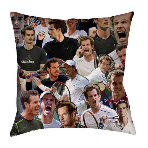 Andy Murray pillowcase