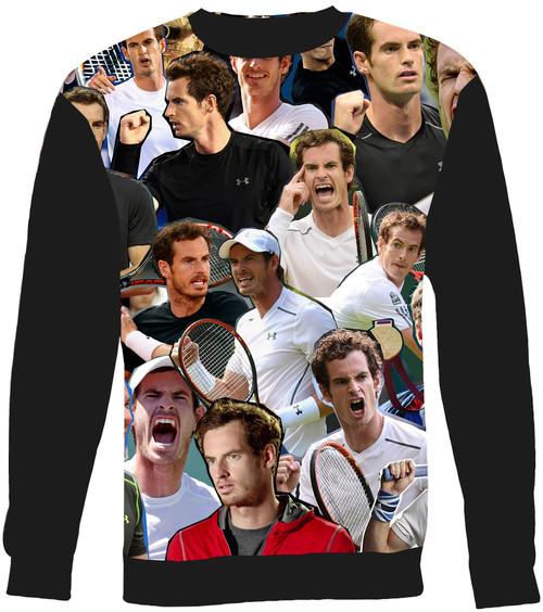 Andy Murray sweatshirt