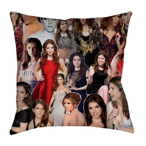 Anna Kendrick pillowcase