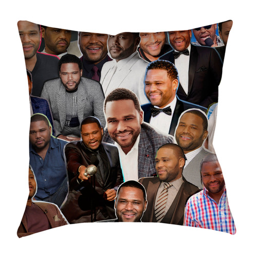 Anthony Anderson pillowcase