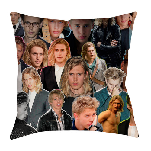 Austin Butler pillowcase