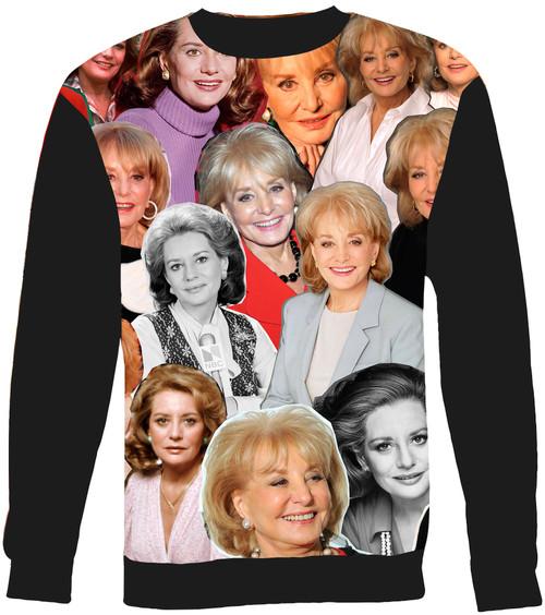 Barbara Walters sweatshirt