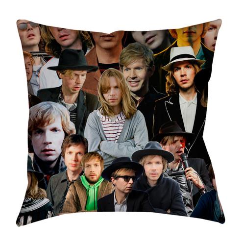 Beck pillowcase