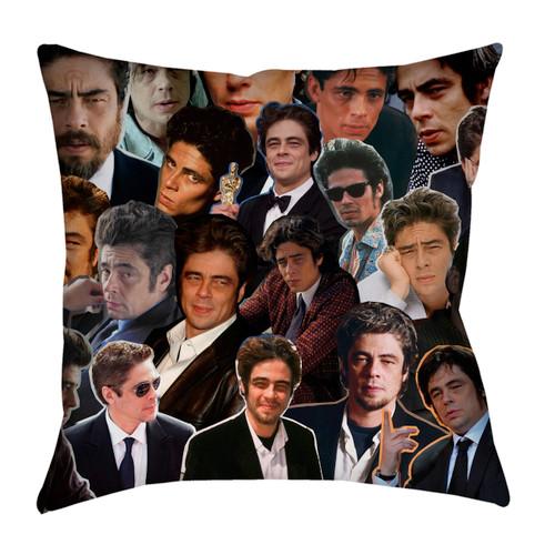Benicio del Toro pillowcase