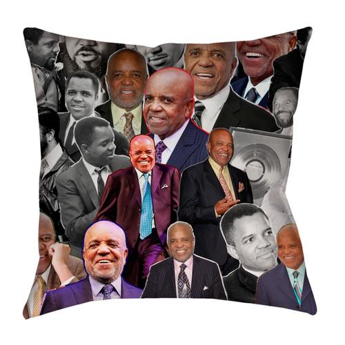 Berry Gordy pillowcase