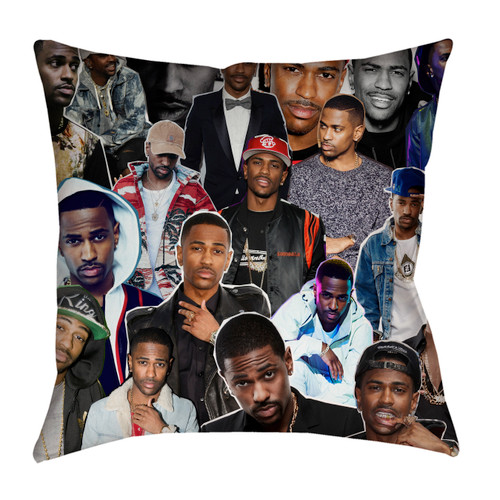 Big Sean pillowcase