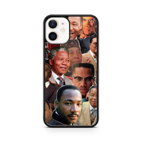 Black Leaders phone case 12