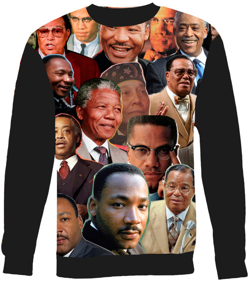 Black Leaders sweatshirt
