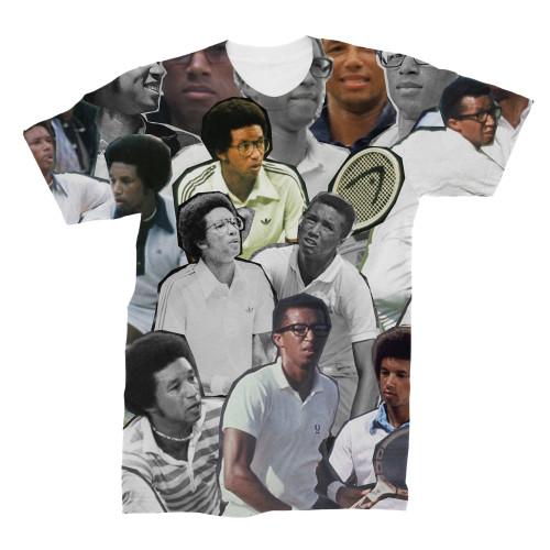 Arthur Ashe tshirt