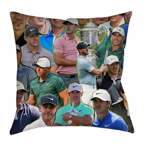 Brooks Koepka pillowcase