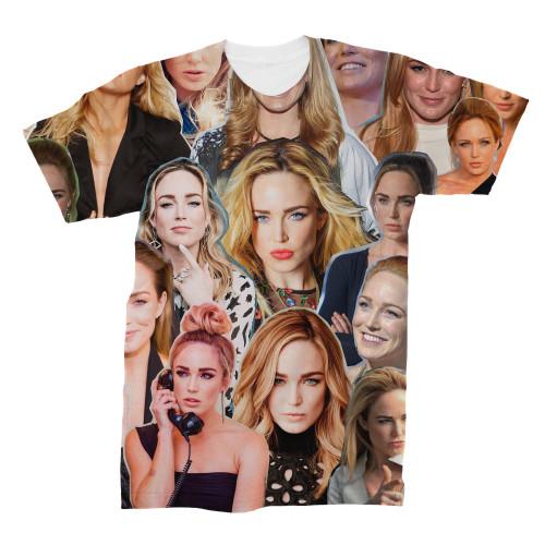 Caity Lotz tshirt