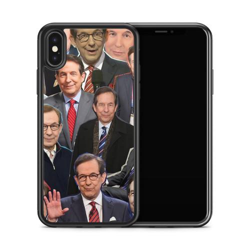 Chris Wallace phone case x