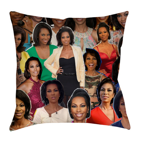 Harris Faulkner pillowcase