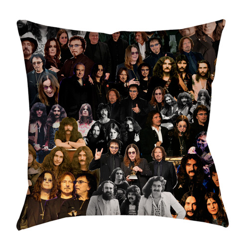 Black Sabbath pillowcase