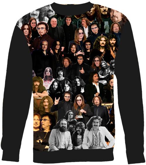 Black Sabbath sweatshirt