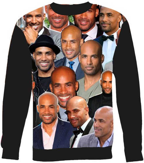 Boris Kodjoe sweatshirt
