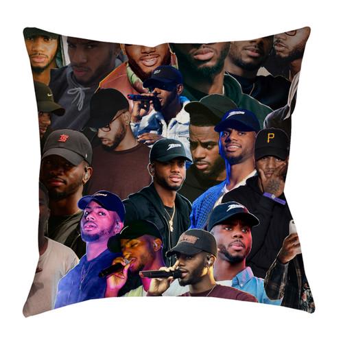 Bryson Tiller pillowcase