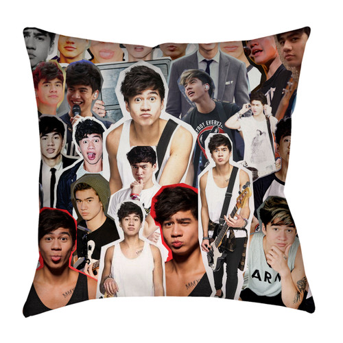 Calum Hood pillowcase
