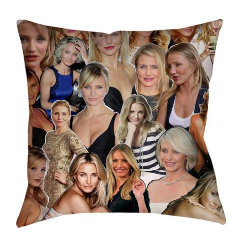 Cameron Diaz pillowcase
