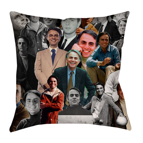 Carl Sagan pillowcase