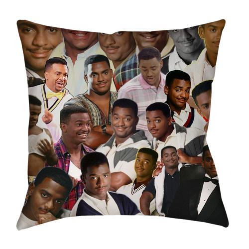 Carlton Banks pillowcase