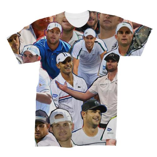 Andy Roddick tshirt