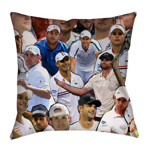 Andy Roddick pillowcase