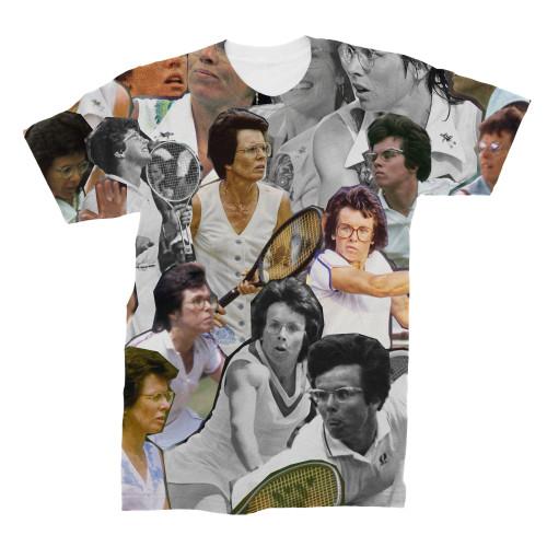 Billie Jean King tshirt
