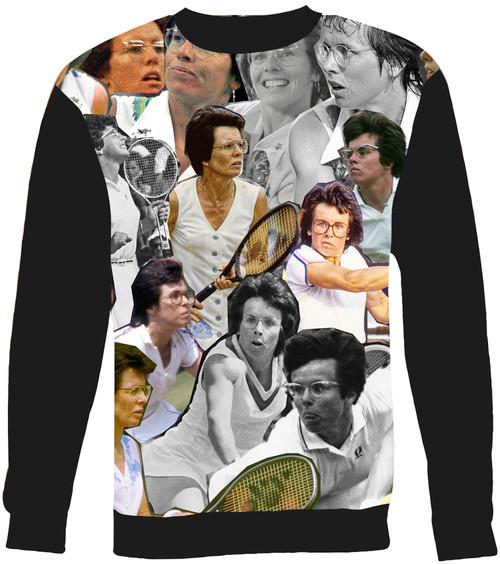 Billie Jean King sweatshirt