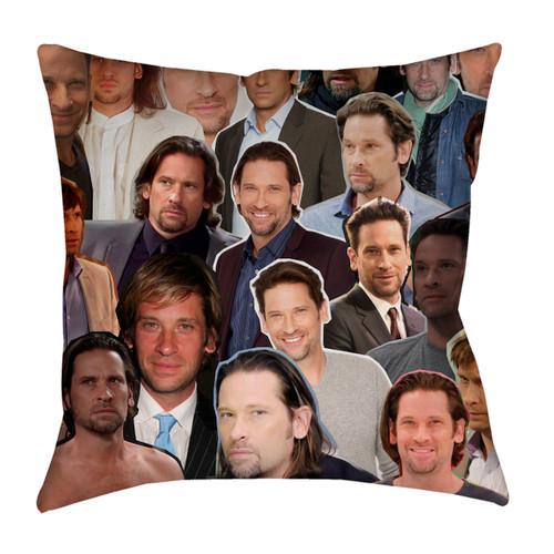 Roger Howarth pillowcase