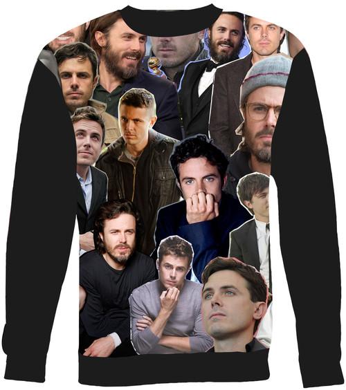 Casey Affleck sweatshirt