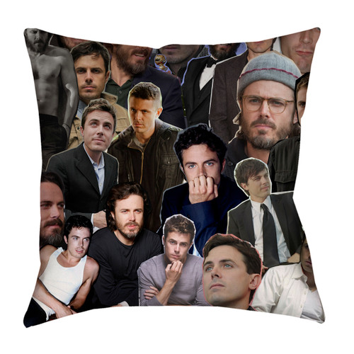 Casey Affleck pillowcase