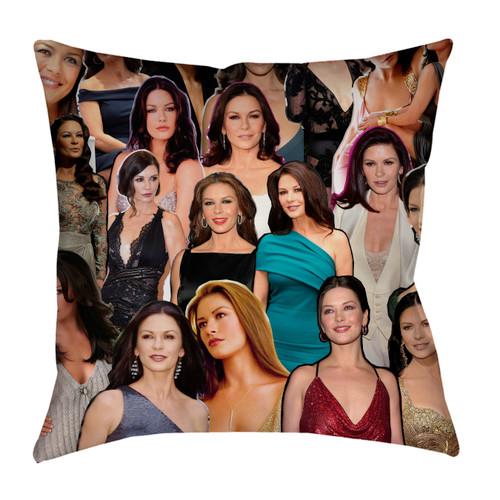 Catherine Zeta-Jones pillowcase