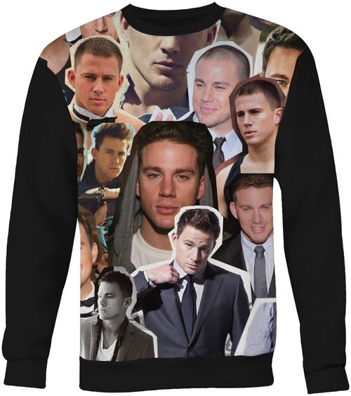 Channing Tatum sweatshirt