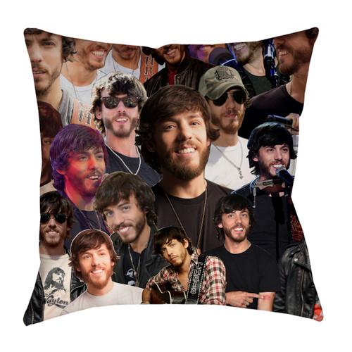Chris Janson pillowcase