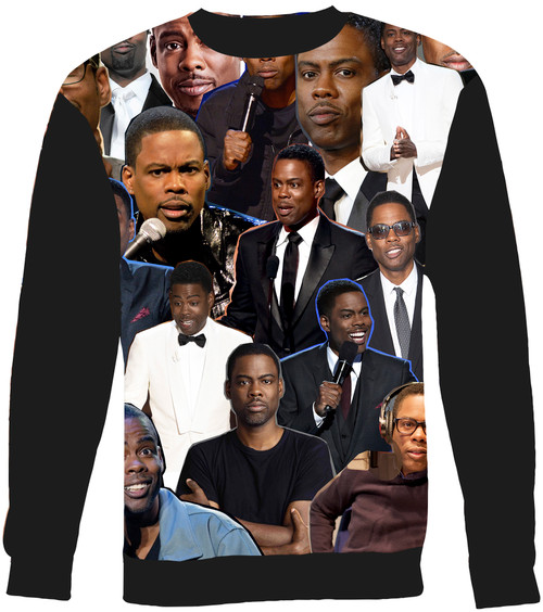 Chris Rock sweatshirt