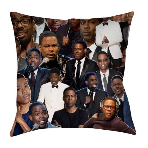 Chris Rock pillowcase