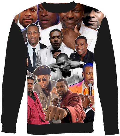Chris Tucker sweatshirt