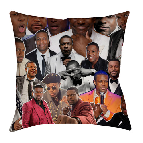 Chris Tucker pillowcase