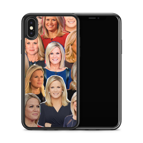 Martha MacCallum phone case x